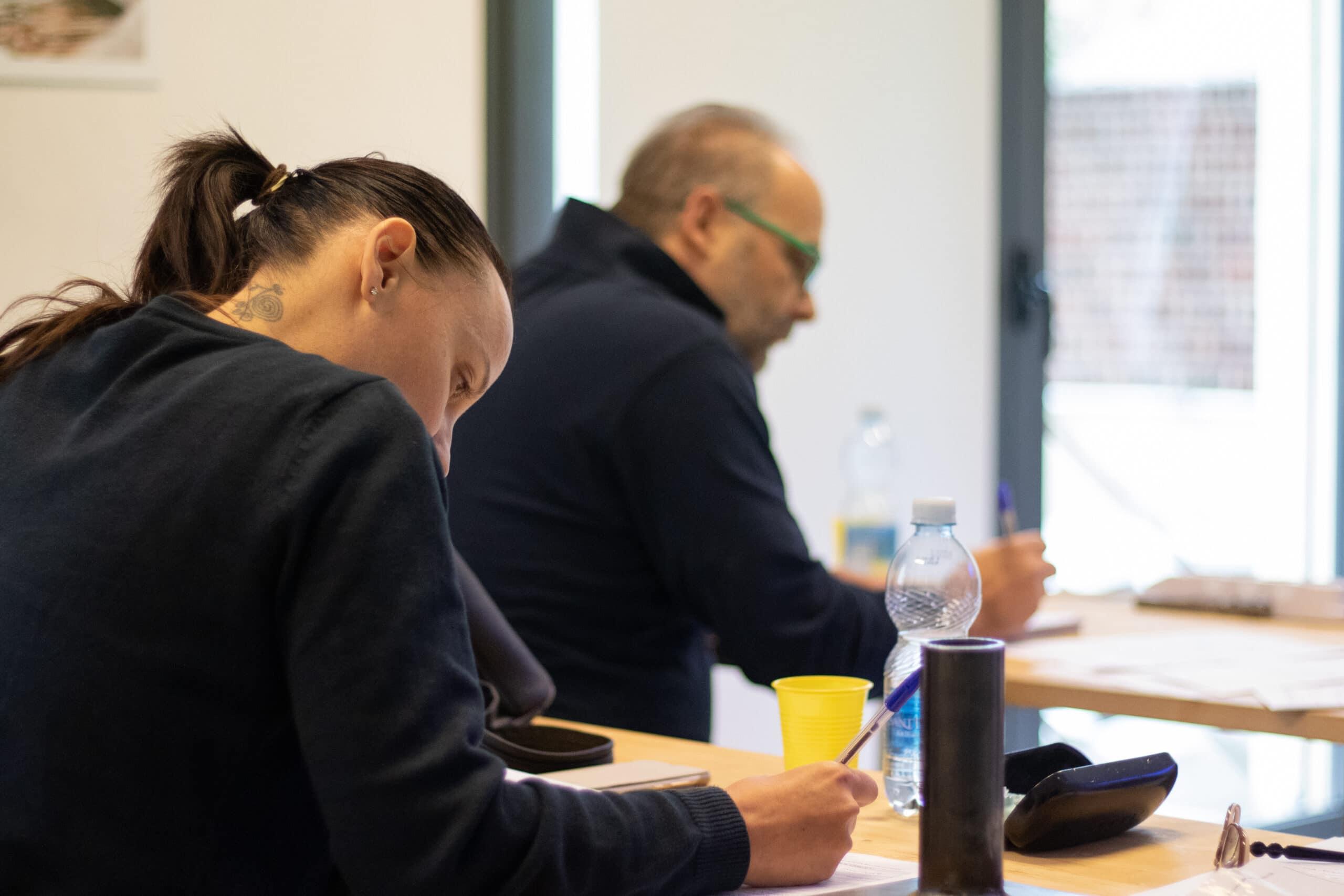 Candidati Corso 2° Livello Metodo Visivo VT e Metodo Liquidi Penetranti PT